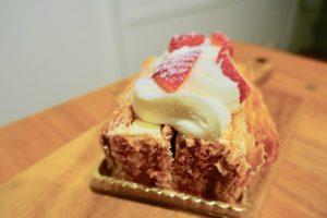 パレット、芸術的、ケーキ、グランツリー武蔵小杉、エクレール・ド・リーヴ