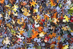 子どもの知育玩具、ジグソーパズル、未来のクリエーター、育てる