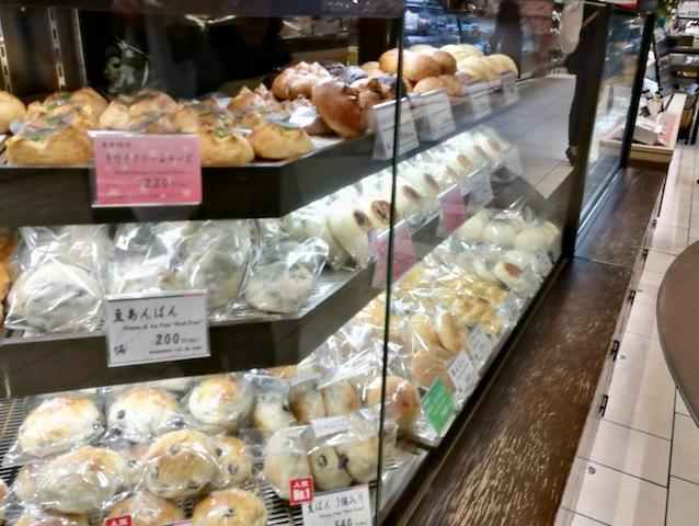 絶品、京のおばんざい、和風パン、小麦と酵母、満、エキュート品川