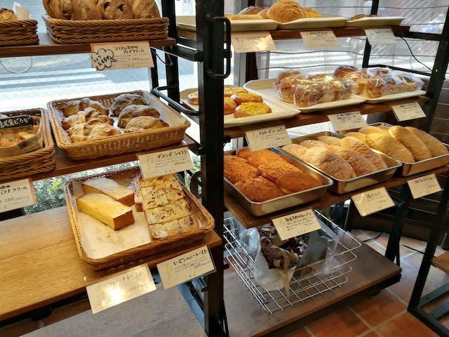 糀谷、立ち寄りたい、パン屋、カルティーヌ