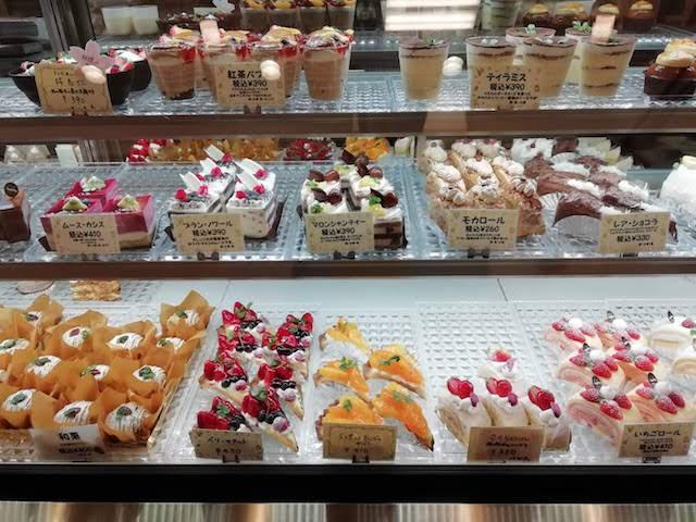 安い、種類豊富、歴史、中延、ケーキ屋、洋菓子工房石黒