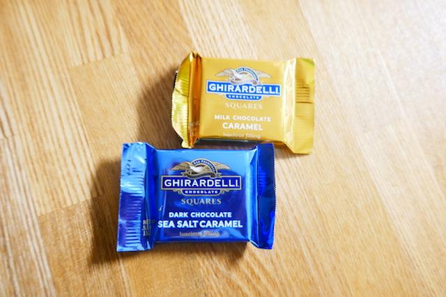 アメリカ、サンフランシスコ、チョコレート、ギラデリ