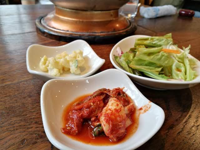 本場、韓国料理、リーズナブル、コラボ、学芸大学