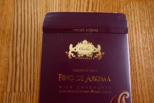 コロンビア産、源泉カカオ、チョコ、カーラ フィノ デ アロマ