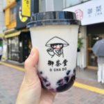 本番、台北、五反田、新しい、タピオカミルクティー専門店、御茶堂