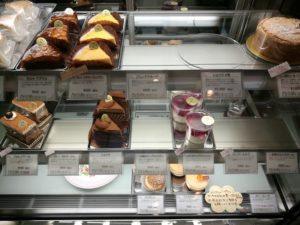 シェフ、丁寧、美味しい、洋菓子店、ロジール、旗の台