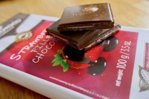 ポーランド、リーズナブル、甘い、チョコレート、チョコヨコ