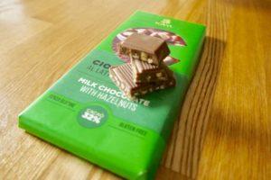 イタリアチョコレート、パイオニア、素材、こだわる、イカム