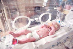 早産、原因、地球温暖化、関係