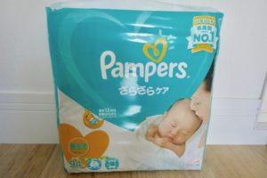 日本の技術、新生児期、高コスパ、おむつ