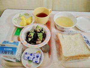 設備、食事、昭和大学病院、出産、入院