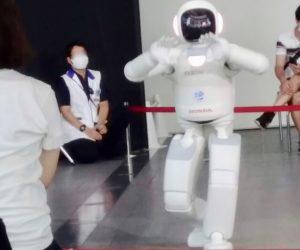 最新テクノロジー、お台場、体験型施設、日本科学未来館