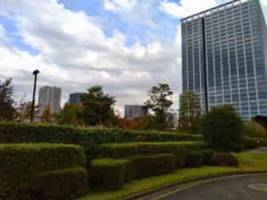 東京タワー、大都会のオアシス、品川シーズンテラス