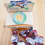 スペイン土産、定番、アントニ・ガウディ、チョコレート