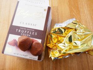 高コスパ、ナトラ、トリュフチョコレート、この値段