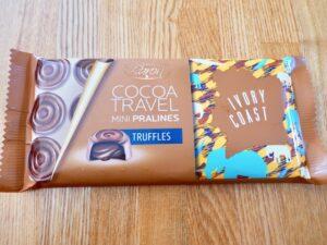 パッケージ、おしゃれ、ポーランド、一粒サイズチョコ、バロン