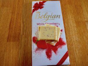 ホワイトチョコ好き、ベルギー、ベルジャン
