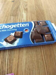 味良し、価格良し、ドイツ、定番チョコレート、トランフ