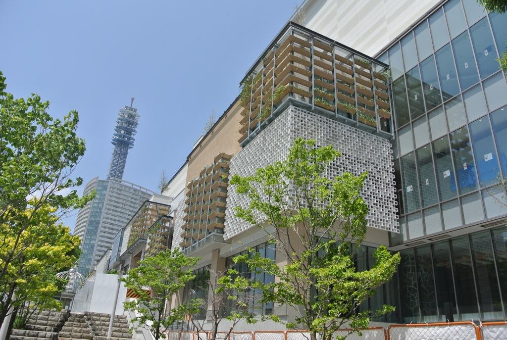 マークイズみなとみらい、横浜、新しくオープン、商業施設