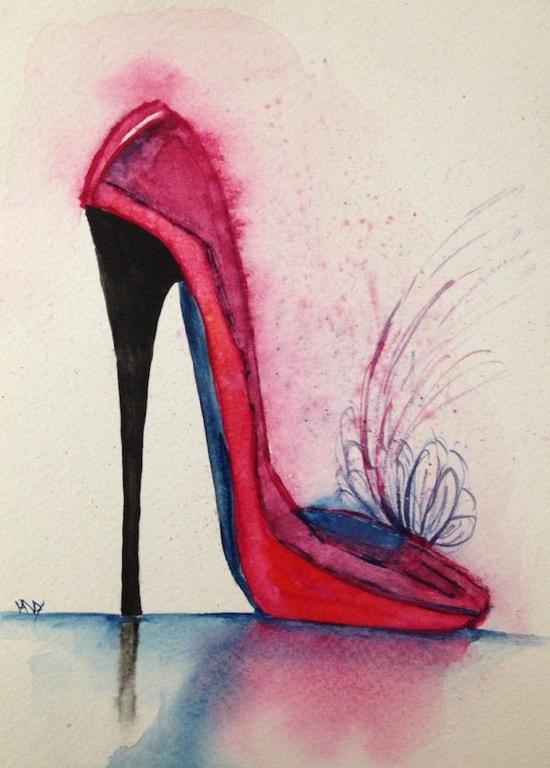 私が靴を愛するワケ、ファッション、映画、ハイヒール