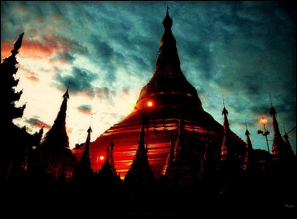 ミャンマー、アジア、フロンティア、旅行、新たに、開拓
