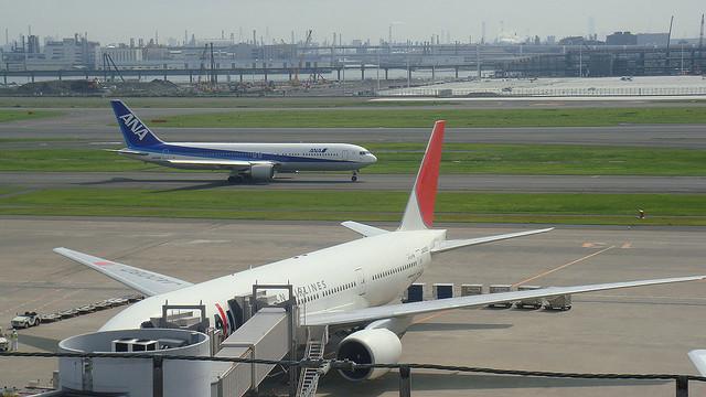 運行再開、ボーイング787、ドリームライン、ANA、JAL