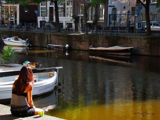 オランダ、アムステルダム、わびさび、日本ブーム、旅行
