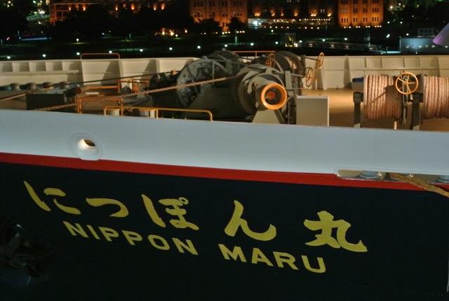 横浜、大桟橋ふ頭、旅客ターミナル、ピースボート、世界一周クルーズ