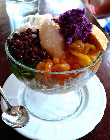 アジア、アイス、かき氷、アレンジ