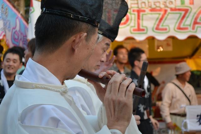 福岡、博多、放生会、三大祭り