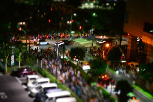 山下公園、横浜スパーリングトワイライト、最後の花火