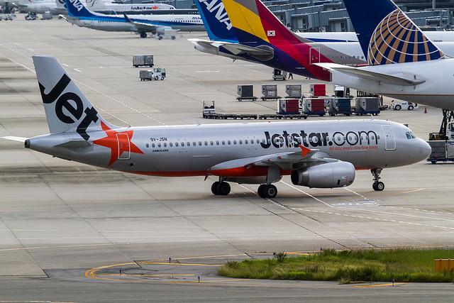 最も格安航空会社が乗り入れる、LCC専用ターミナル完備、関西国際空港、裏側