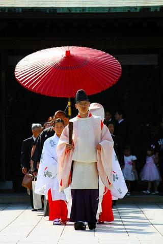 モスクワ人、神前式、日本の、離婚式