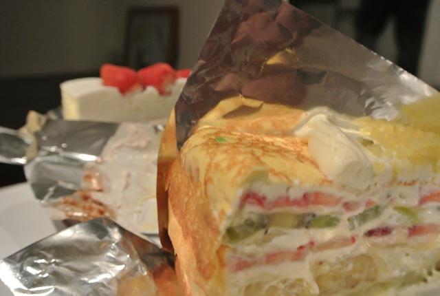 横浜ハーブス、最も美味しいケーキ、特別な日