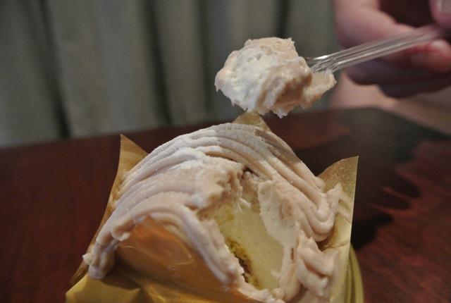 イタリア栗のクリーミーモンブラン、セブンスイーツ、美味しい
