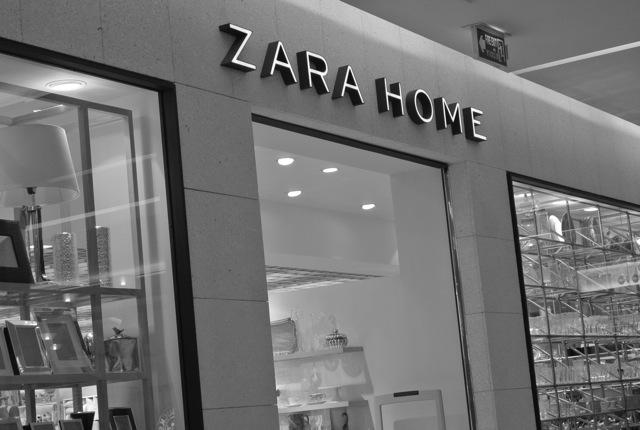 ファストファッション、ザラオンライン、ザラホーム