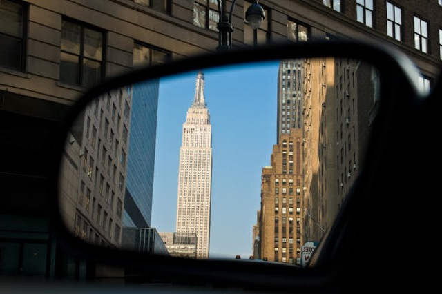 ニューヨーク定番観光スポット、見る、買う、食べる