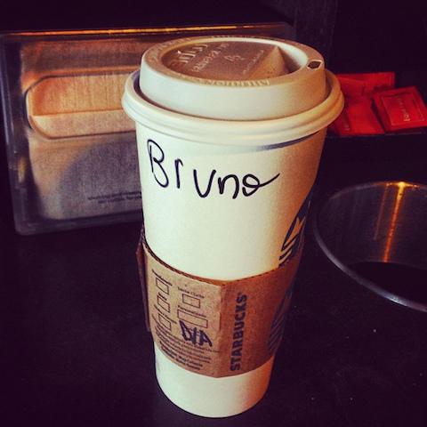 スターバックスコーヒー、Eギフト、スマホ、簡単にギフトが送れる