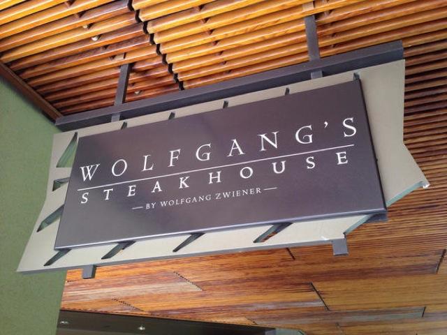 肉食ブーム、ウルフギャング・ステーキハウス、ブルックリン、六本木、初上陸