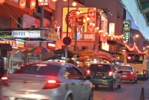 タイ、マレーシア、日本、世界中にある中華街