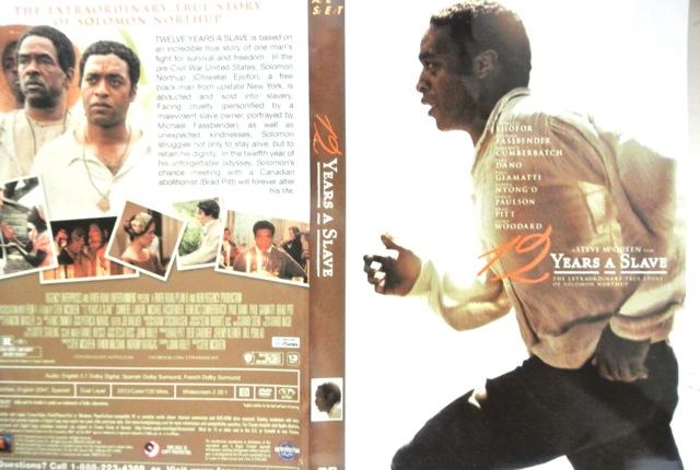 それでも夜は明ける、映画、黒人、人種差別、奴隷問題