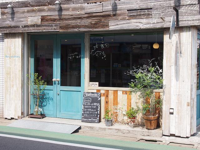 カフェ・ハルアンドハル、都内初めて、フレンチトースト店