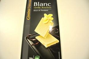 コンビニ、チョコレート