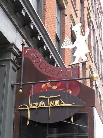 ニューヨーカー、お土産、オーガニック、ジャックトレスト・チョコレート、仙台