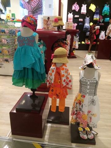 大人が着たい子供服、キャティミニ、フランス、キッズウェアブランド
