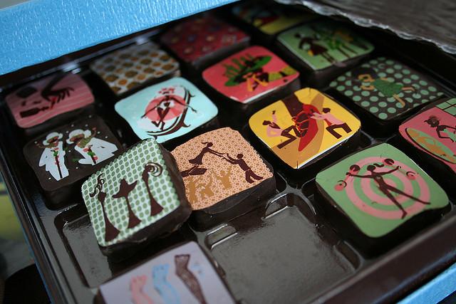 カカオマーケットバイマリベル、京都、ニューヨークのチョコレートギフト