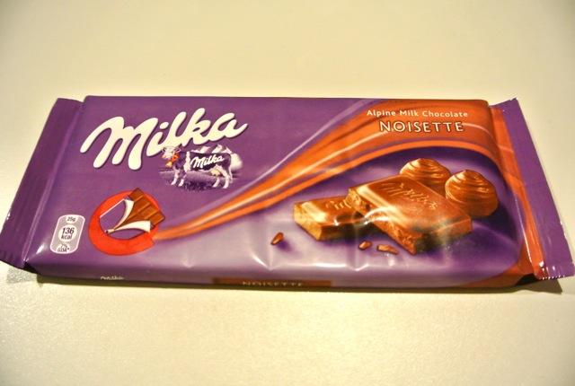 ドイツ、定番チョコレート、ミルカ、チョコの王様