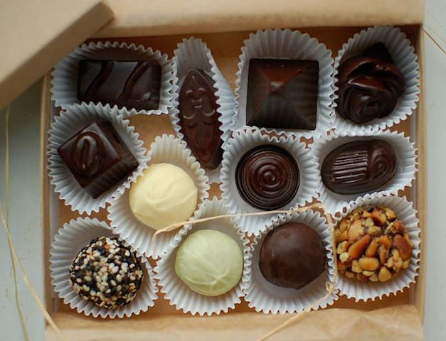 世界の食材、フレーバー、キース・チョコレート、手作り、ニューヨーカーに人気
