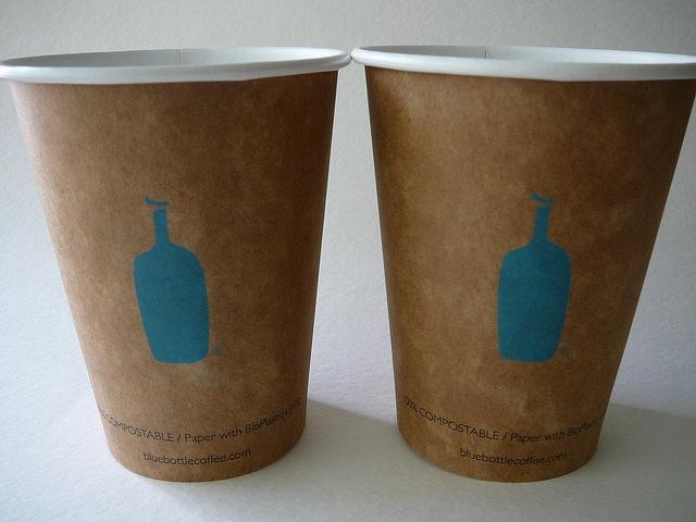 コーヒー界のアップル、ロースターカフェ、ブルーボトルコーヒー、東京、白河、開店