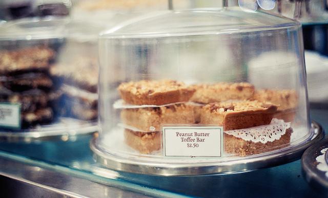 オモチャのような、可愛いいカップケーキ、マグノリアベーカリー、人気の秘訣